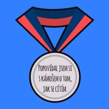 Medaile za svěření se