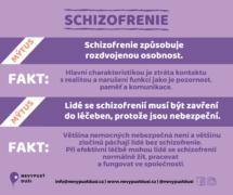 Schizofrenie - SŠ WS