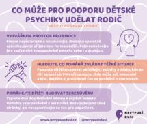 Podpora psychické odolnosti u dětí